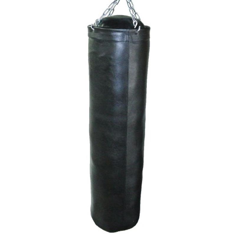 Купить Мешок боксерский 20-25 кг, 25х85 см (нат.кожа), NoBrand
