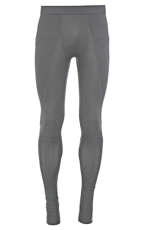 Лосины Umbro Recovery Tight длинные мужские (081) т.серый/бел.