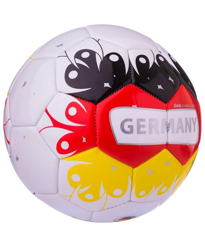 Купить Мяч футбольный Jögel Germany р.5,