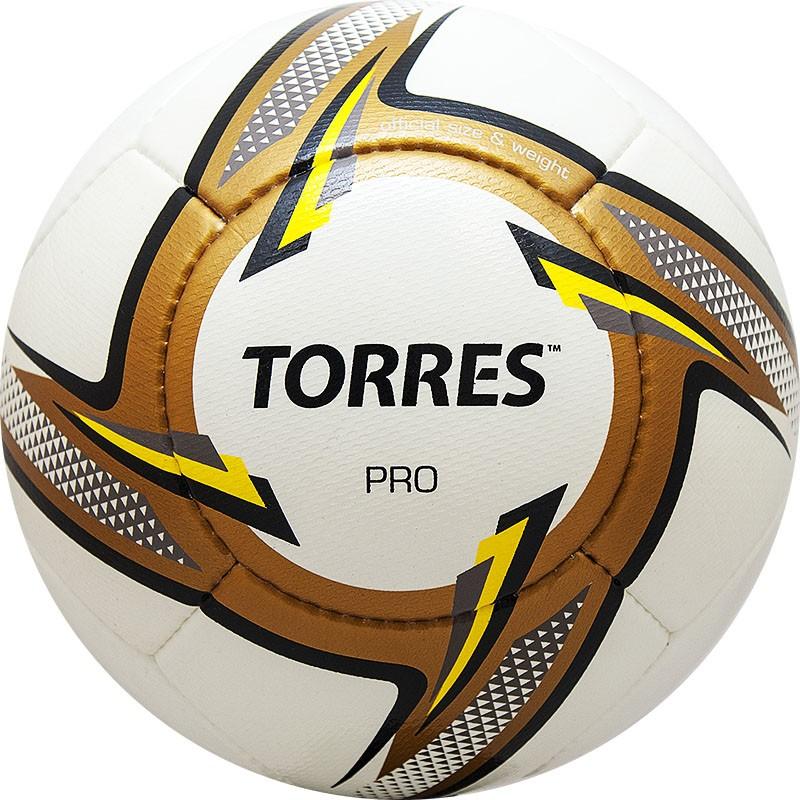 Купить Мяч футбольный Torres T-Pro F31899 р.5,