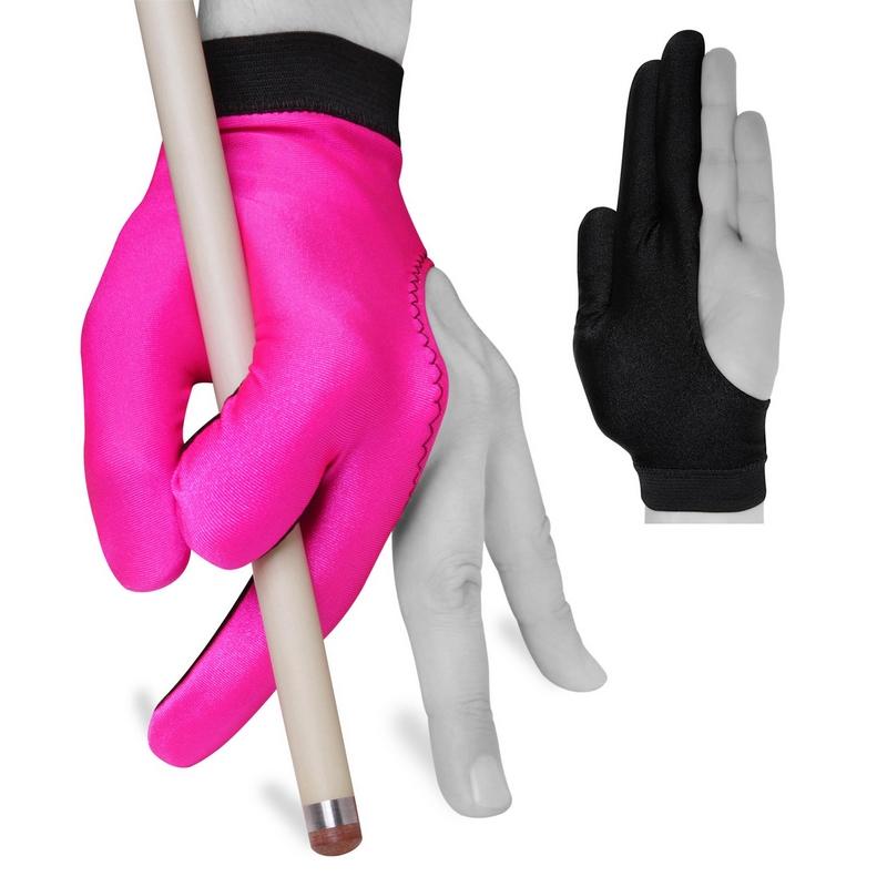 Перчатка Fortuna Classic розовая/черная