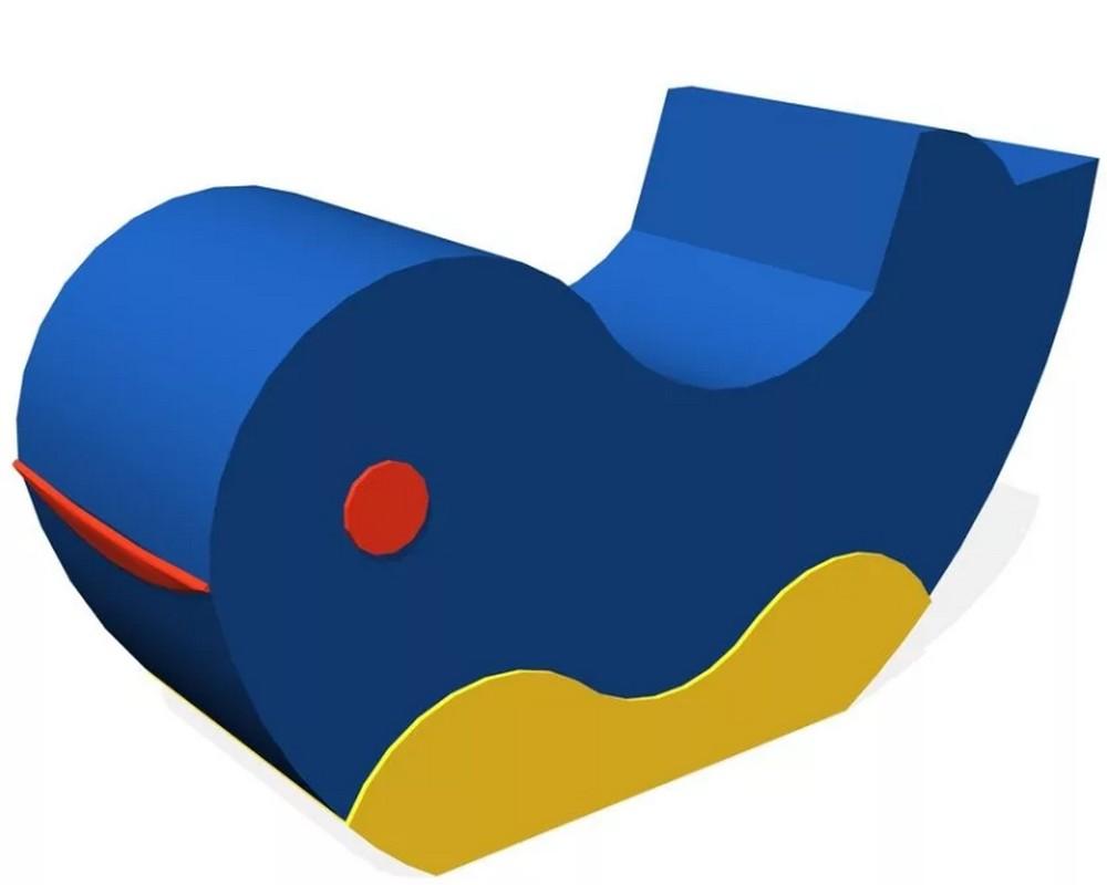 Купить Мягкий модуль Рыбка-кит Dinamika ZSO-002458,