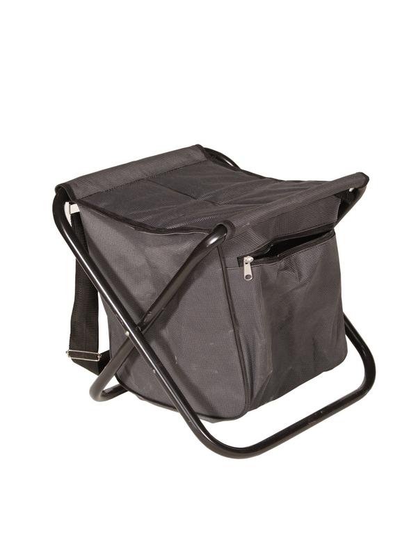 Стул туристический стальной(ножки замкнутые) с сумкой ФСИ 267
