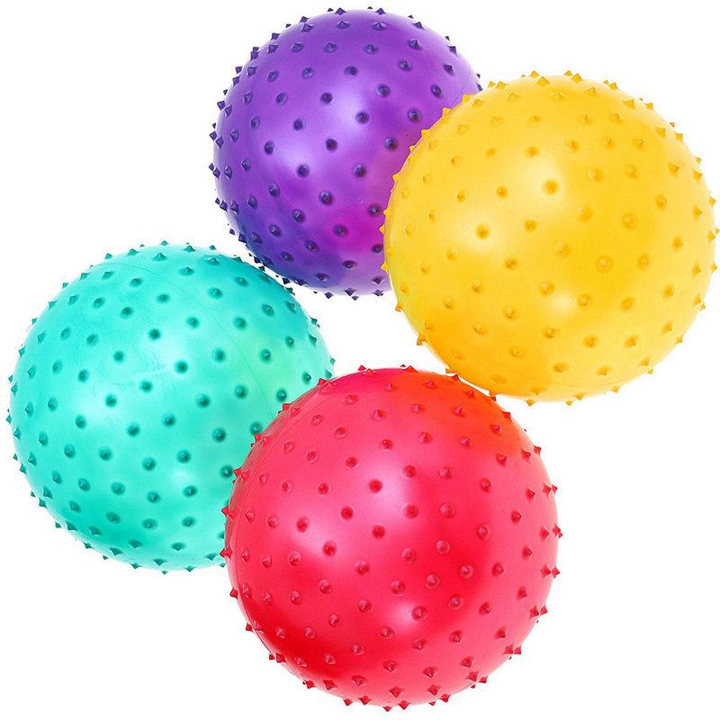 Купить Мяч массажный d-20 см F18570, NoBrand