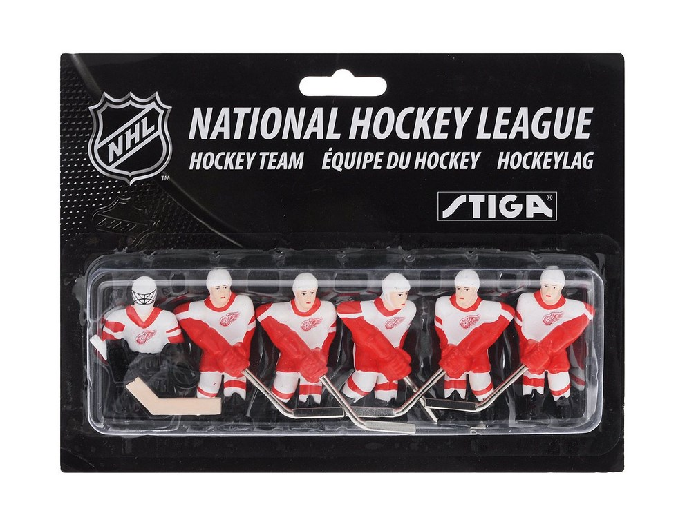 Команда игроков Detroit Red Wings Stiga HC-9090-31 сумка на ремне nhl red wings цвет черный 3 5 л 58017 page 8