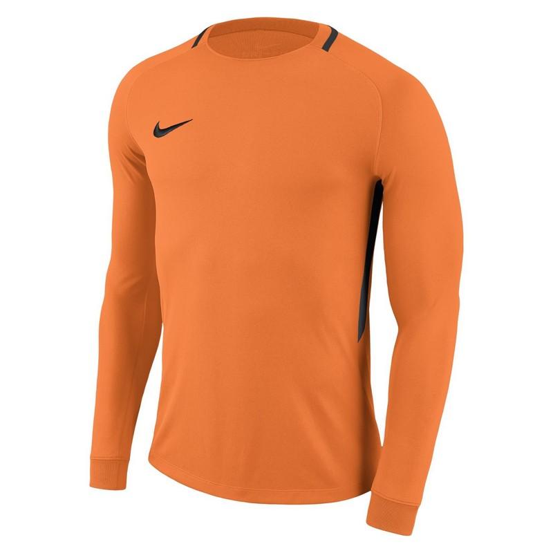 Свитер вратарский Nike Park Iii Jsy Ls Gk 894516-803 детский, оранжевый