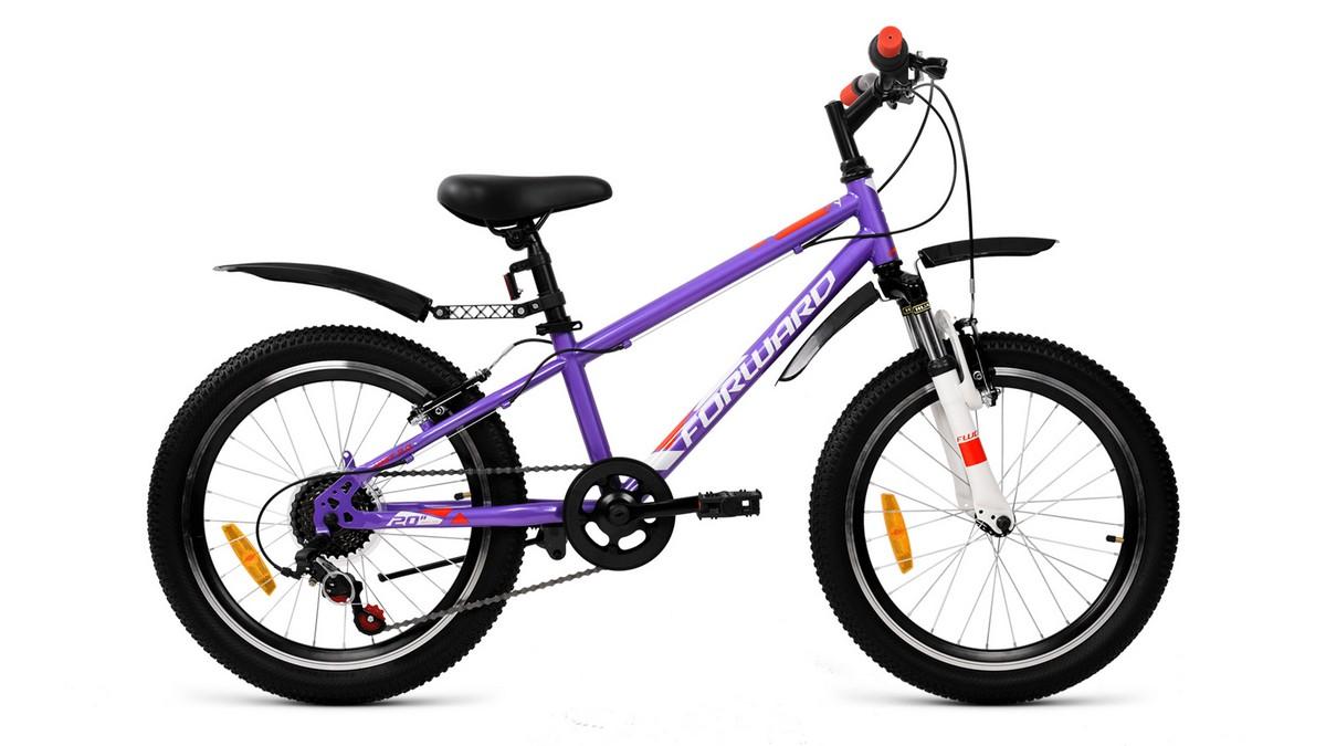 Горный велосипед Forward Unit 20 2.0 (2019)