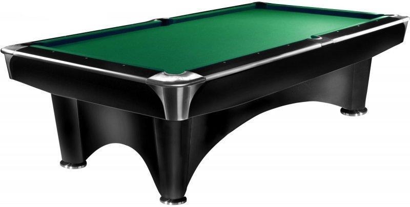 Бильярдный стол пул Dynamic Billard III 9 ф 55.100.09.5 черный,  - купить со скидкой