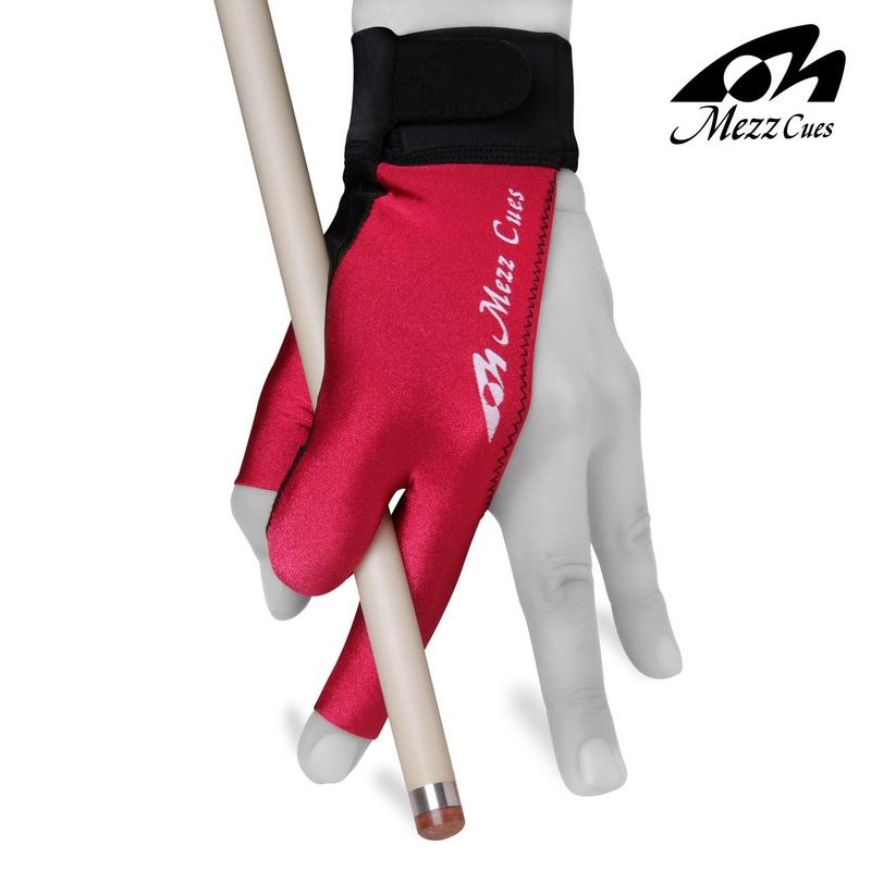 Перчатка Mezz MGL-R/RH красная правая