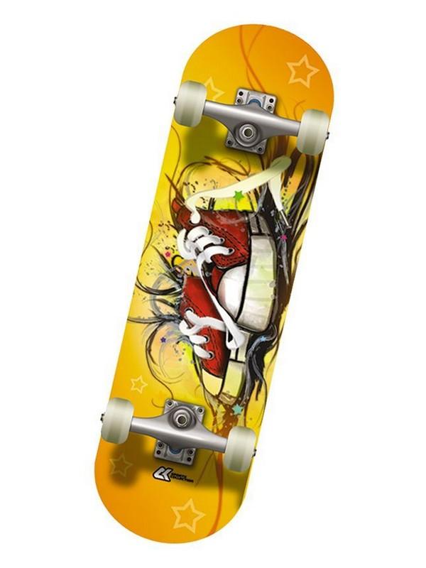 Скейтборд СК SC Boots JR Mini-board