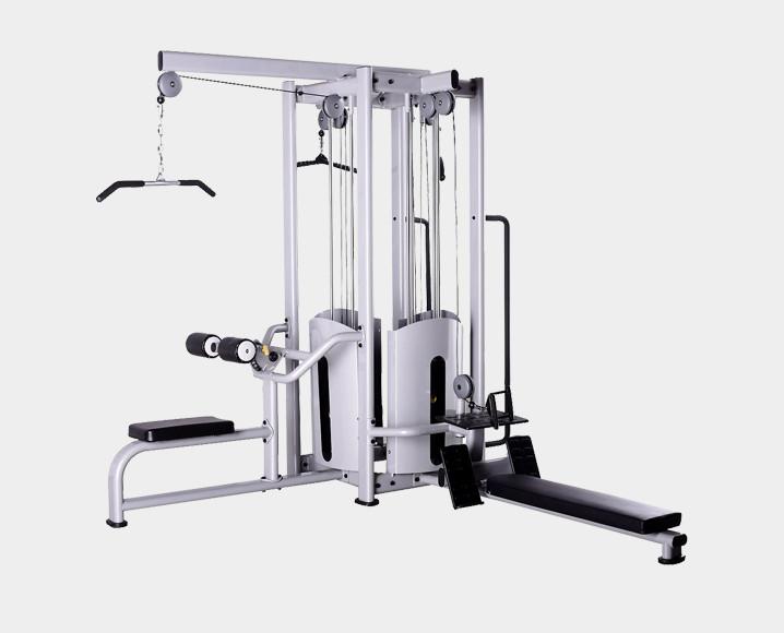 Мультистанция 4-ех позиционная Bronze Gym BS-8848 мультистанция 9 ти позиционная marbo mp t003