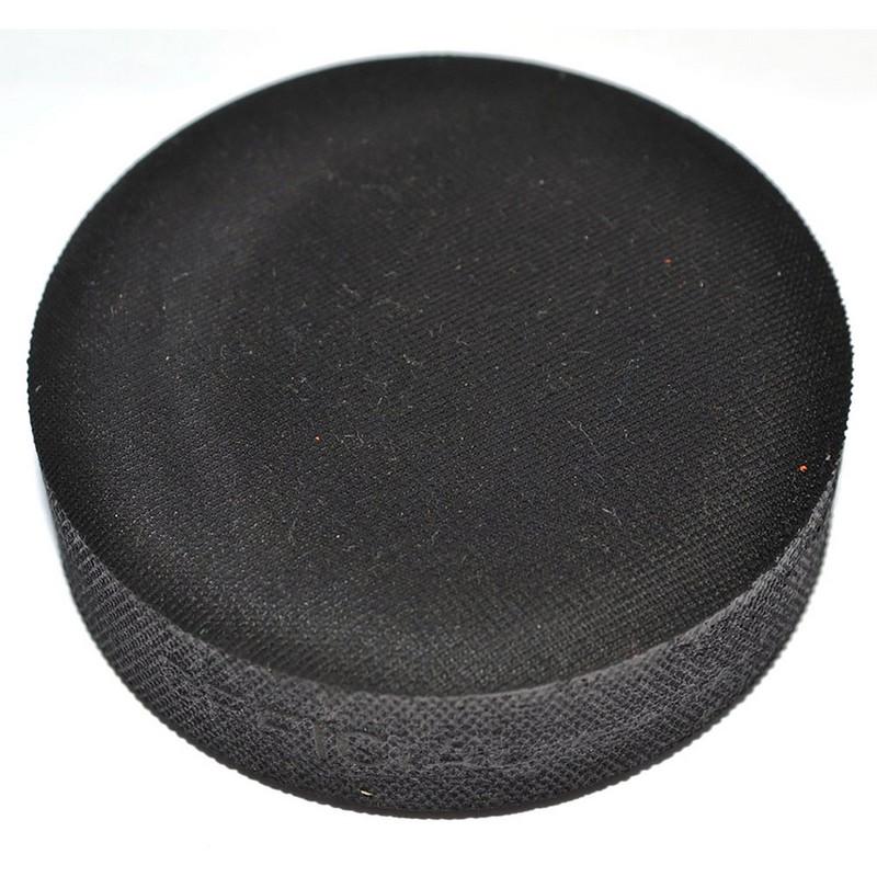 Шайба хоккейная Vegum облегченная пористая VL310-3113 черная