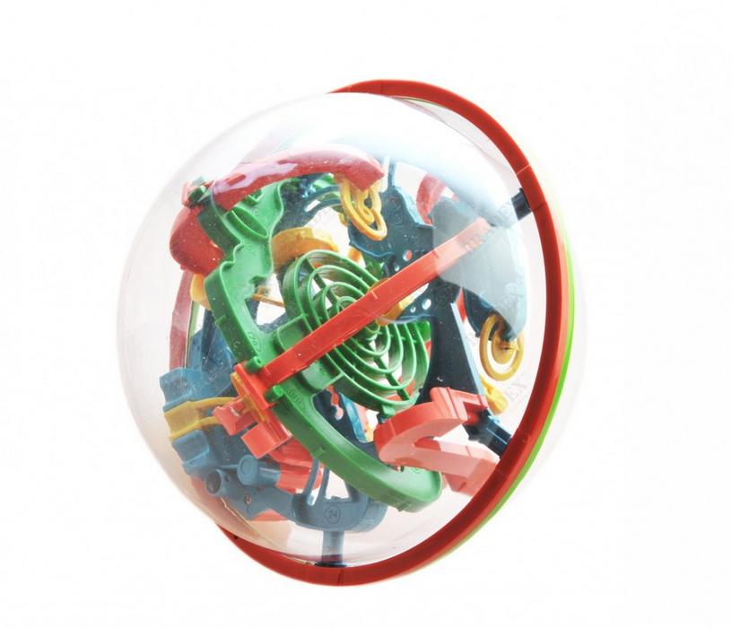 Купить Игрушка-головоломка детская шар-лабиринт Bradex DE 0033,