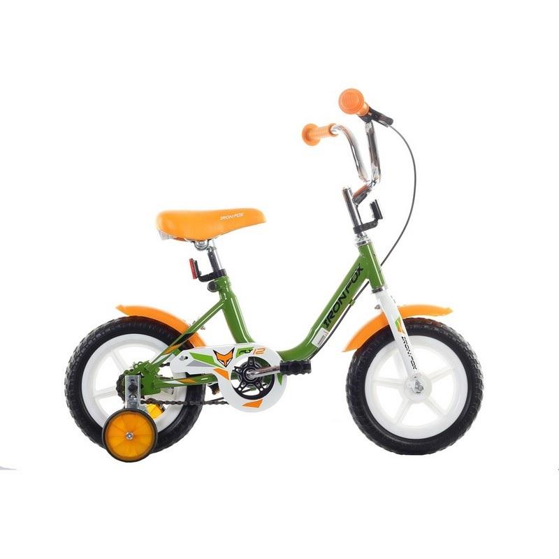 Купить Велосипед Iron Fox Fly 12 2017 зеленый, Детские велосипеды