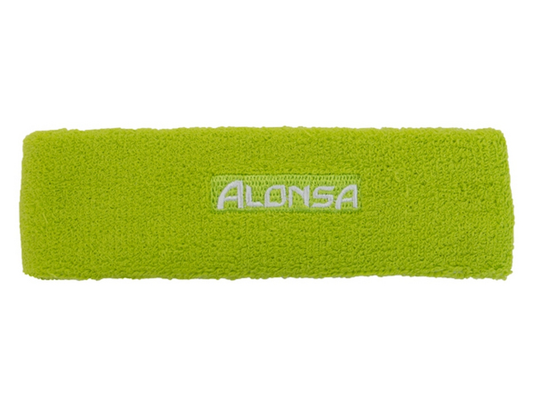 Повязка на голову Alonsa AS4 140-1A lime punch