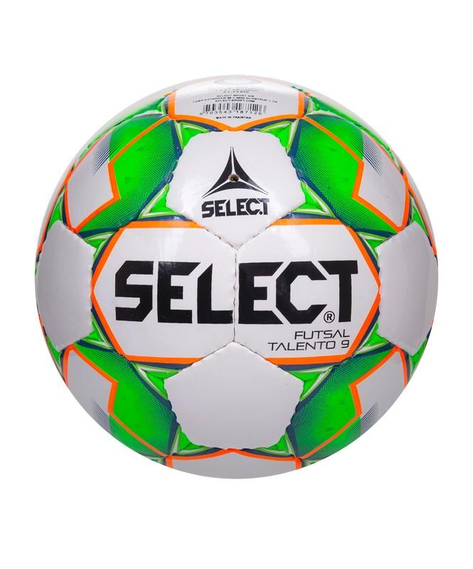 Мяч футзальный Select Talento 852615-004, U-9, №2 фото