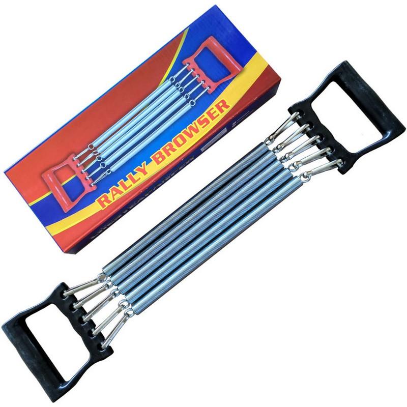 Купить Эспандер грудной 5 пружин, ручки пластик B24101, NoBrand