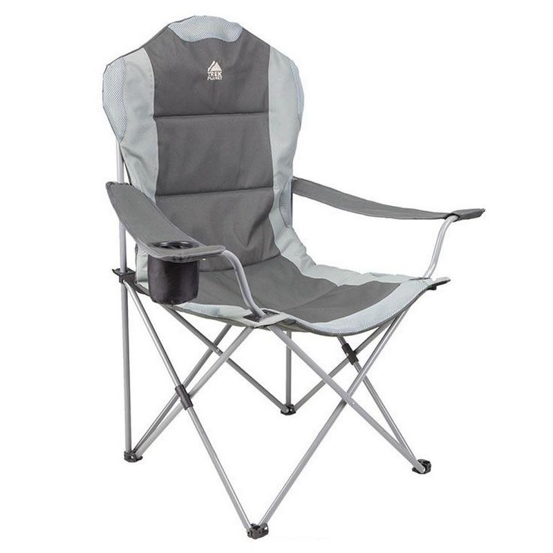 Кресло складное Trek Planet Boreas, grey палатка trek planet indiana 4