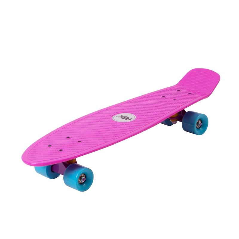 Мини-круизер RGX PNB-01BS Pink скейтборд rgx small 2