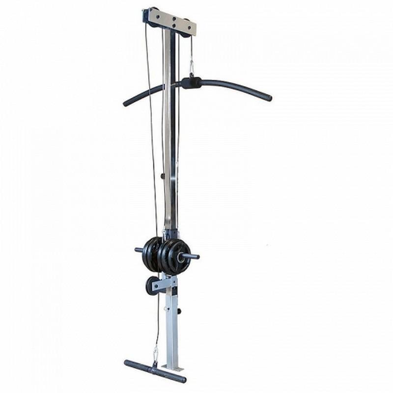 Опция верхняя\нижняя тяга для GFID71, GDIB46L Body Solid GLRA81 цена