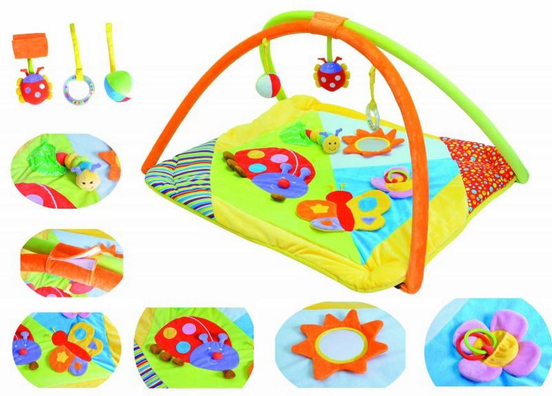 Игровой коврик Parkfield Бабочка и друзья 81043