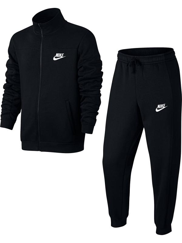 Костюм спортивный Nike Men's Nike Sportswear Track Suit 861776-010 костюм nike boys sportswear track suit 856206 412