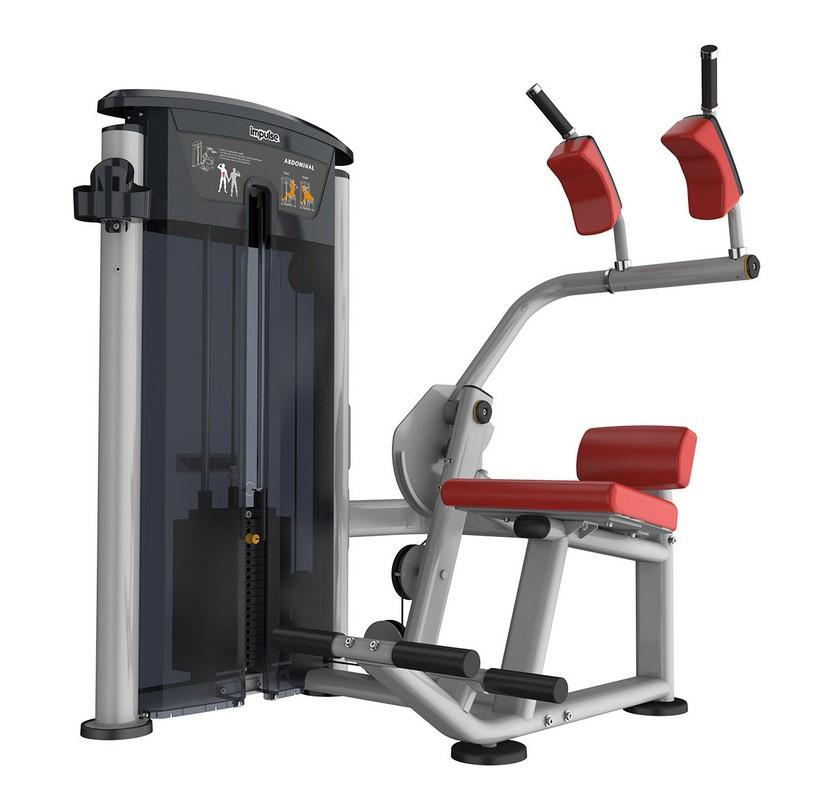 Пресс машина Impulse IT9514-200 бицепс машина impulse it9503 200