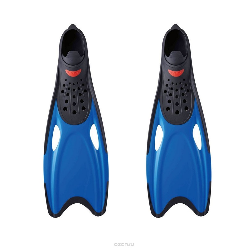 Купить Ласты Wave Diving fins Blue F-6871,