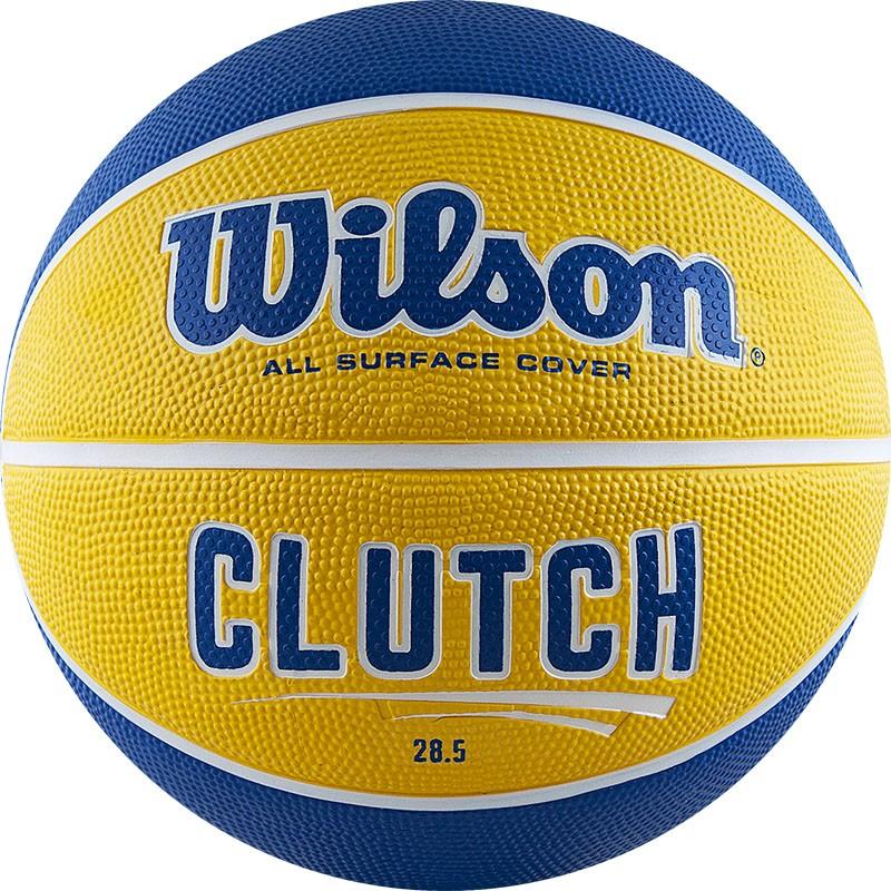 Купить Баскетбольный мяч Wilson Clutch 285 WTB14198XB06 р.6,