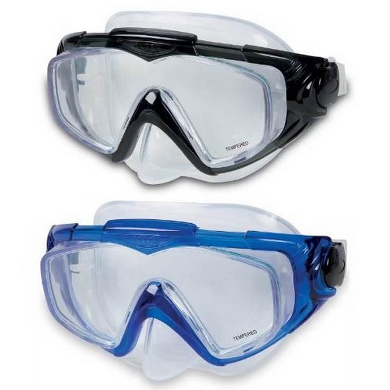 Купить Маска для плавания Silicone Aqua Pro Intex 55981,