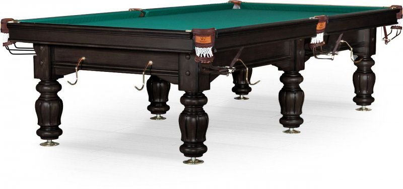 Купить Стол / пирамида Weekend Classic II 10 ф 55.996.10.5 черный орех, Billiard Company