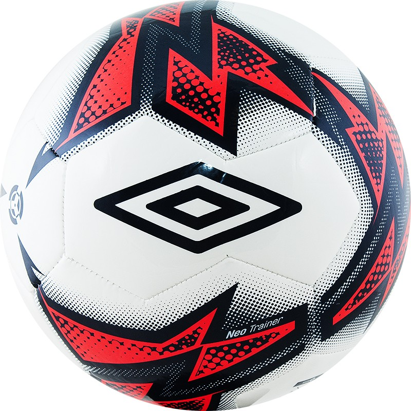 Мяч футбольный Umbro Neo Trainer 20877U-FNF р.5