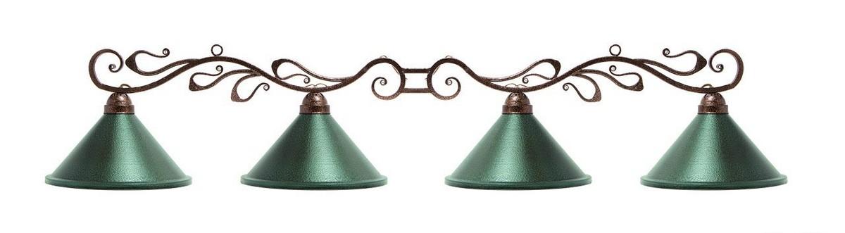 Купить Лампа на четыре плафона Антик 75.900.04.0, NoBrand