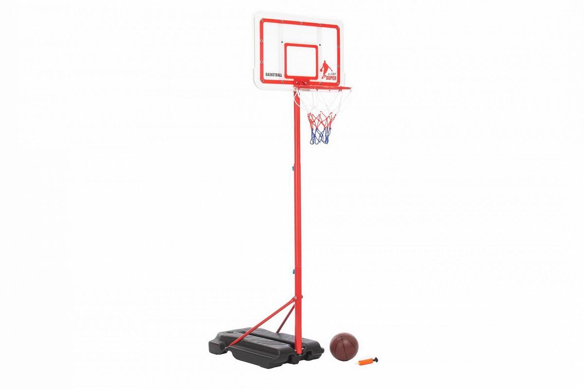 Купить Стойка баскетбольная с регулируемой высотой Bradex (BASKETBALL SET) DE 0366,