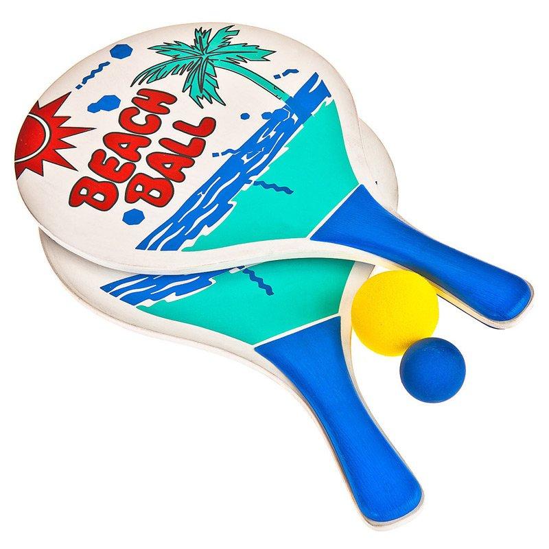 Набор для бадминтона Torneo TRN-M007 (2 ракетки, 2 мяча)