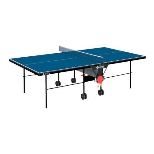 Теннисный стол всепогодный Sponeta S1-05e теннисный стол всепогодный серый kettler 7178 900