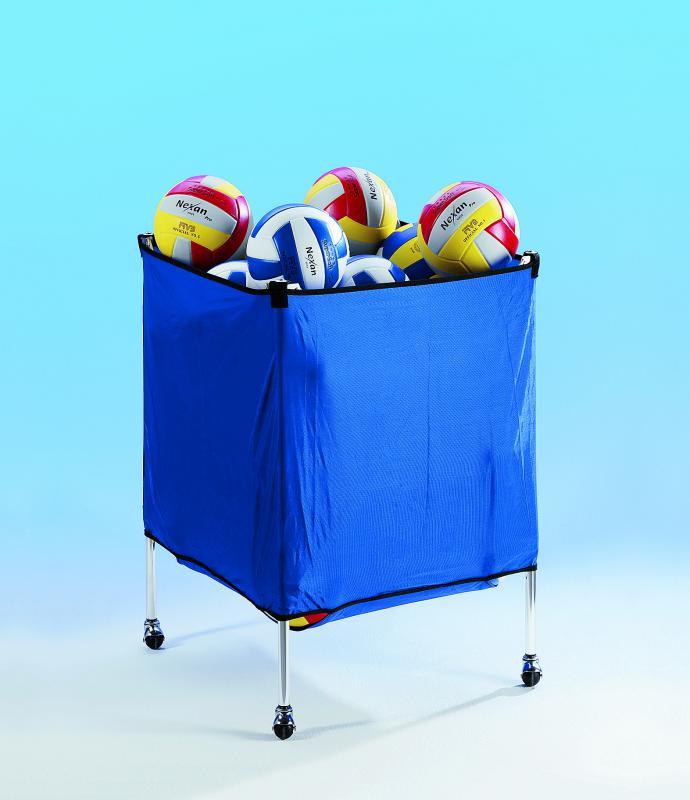 Тележка складная Schelde Sports подкатная, для мячей,  низкая  модель 1522096