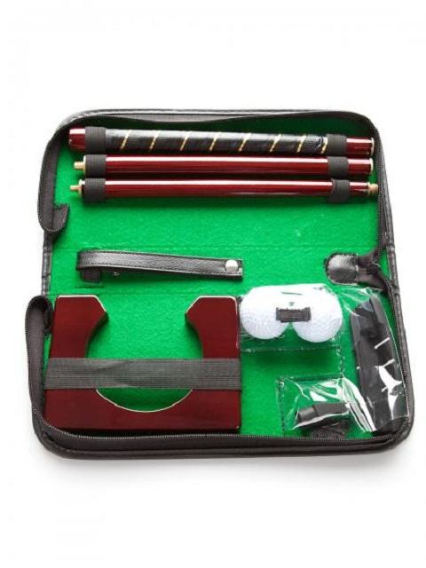 Набор для гольфа Partida в тканевом кейсе gdg1 клюшка для гольфа nike vapor pro 2015