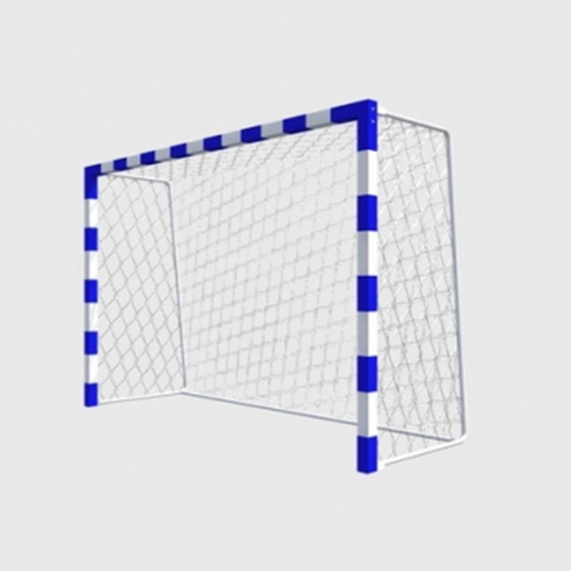 Купить Ворота для минифутбола или гандбола Hercules 6318 алюминиевые стационарные 3х2х1 м (шт),