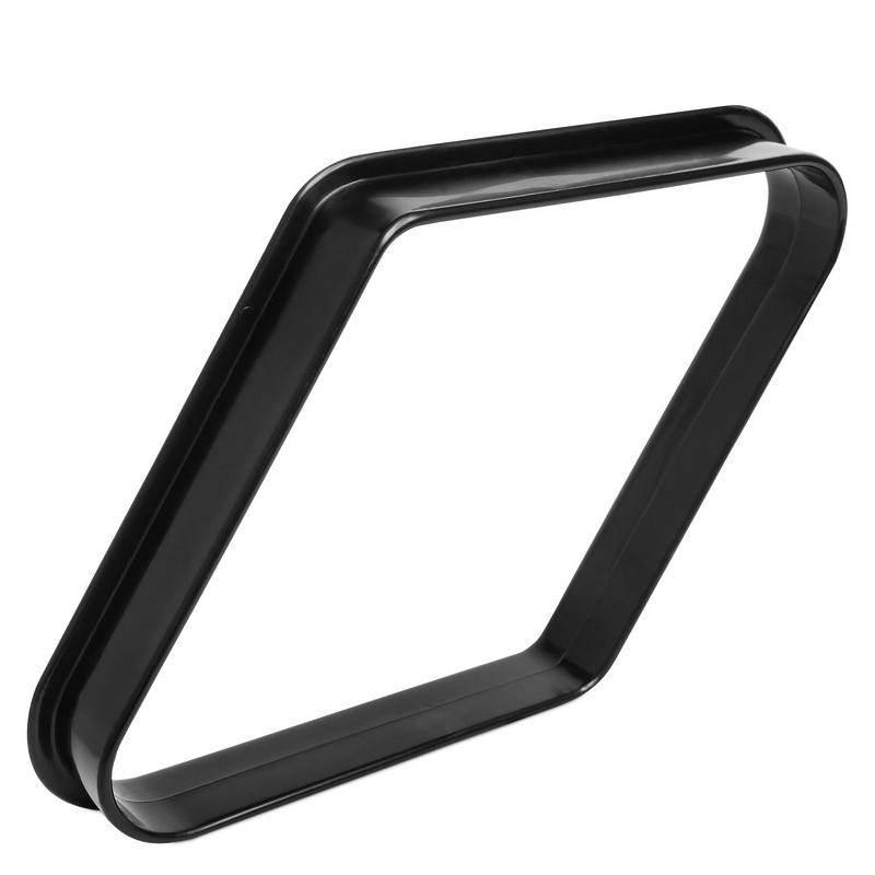 Ромб Junior пластик черный ?57,2мм столы