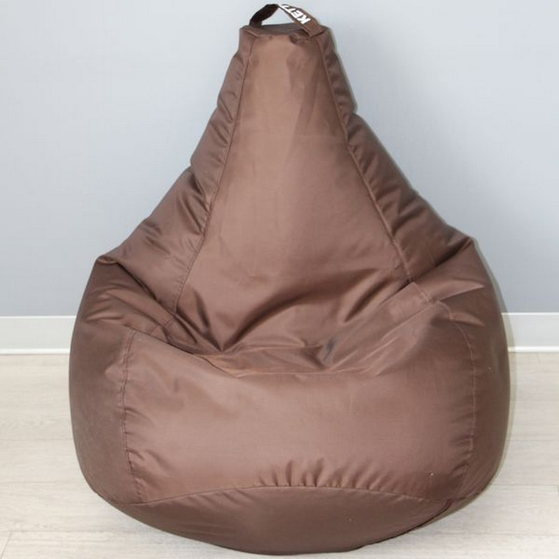 Кресло-мешок всепогодный Kett-UP KU24BR коричневый от Дом Спорта