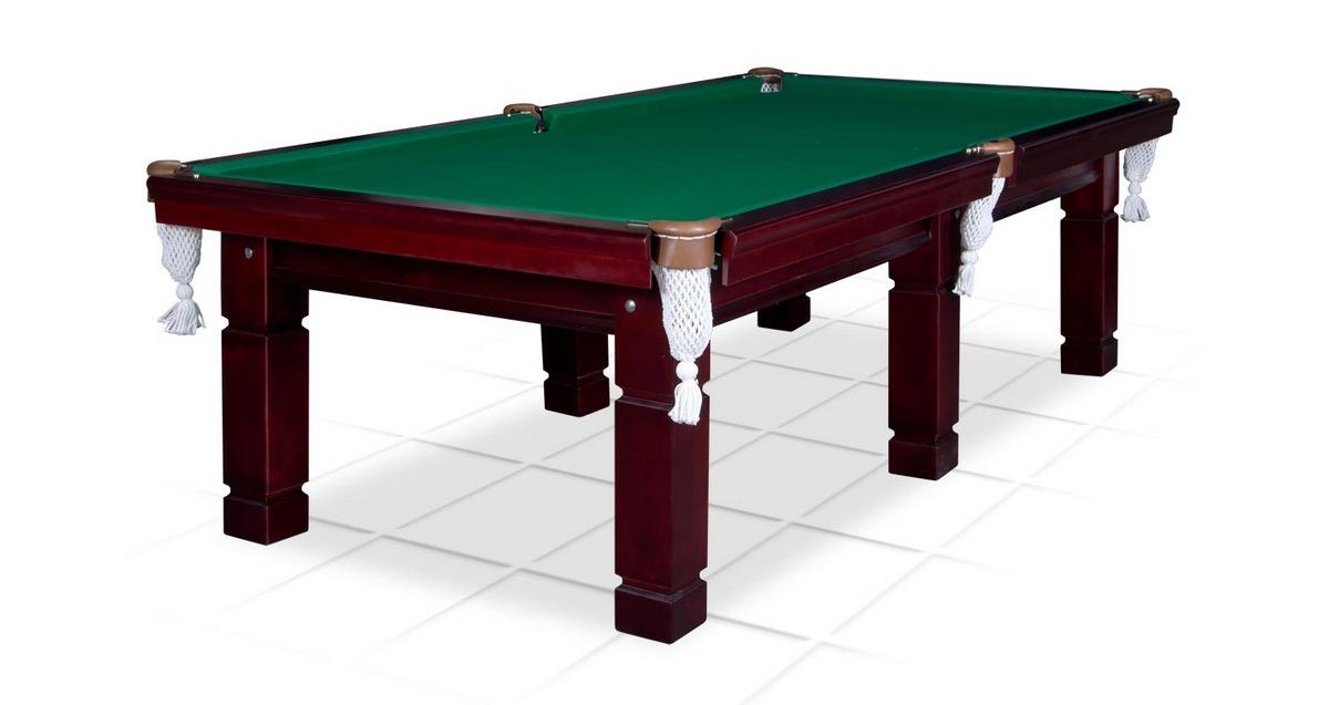 Бильярдный стол Weekend Billiard Texas 9 ф махагон FR09