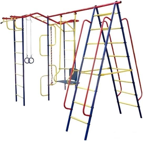 Детская игровая площадка Пионер Вираж Дачный Плюс