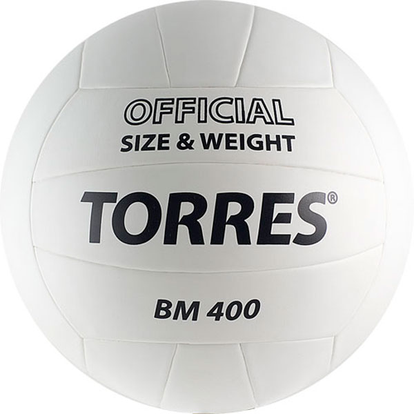 Мяч волейбольный Torres BM400 цена