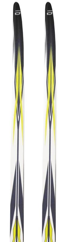 Лыжи беговые Atemi Arrow grey wax беговые лыжи karjala orion wax с креплением nnn цвет красный рост 200 см