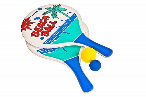 Набор для пляжного бадминтона Torneo TRN-M007