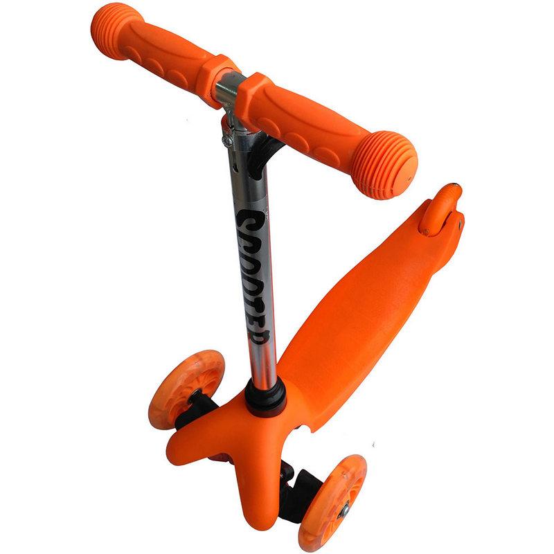 Купить Самокат 3-х колесный Scooter Mini (оранжевый) F11800/034,