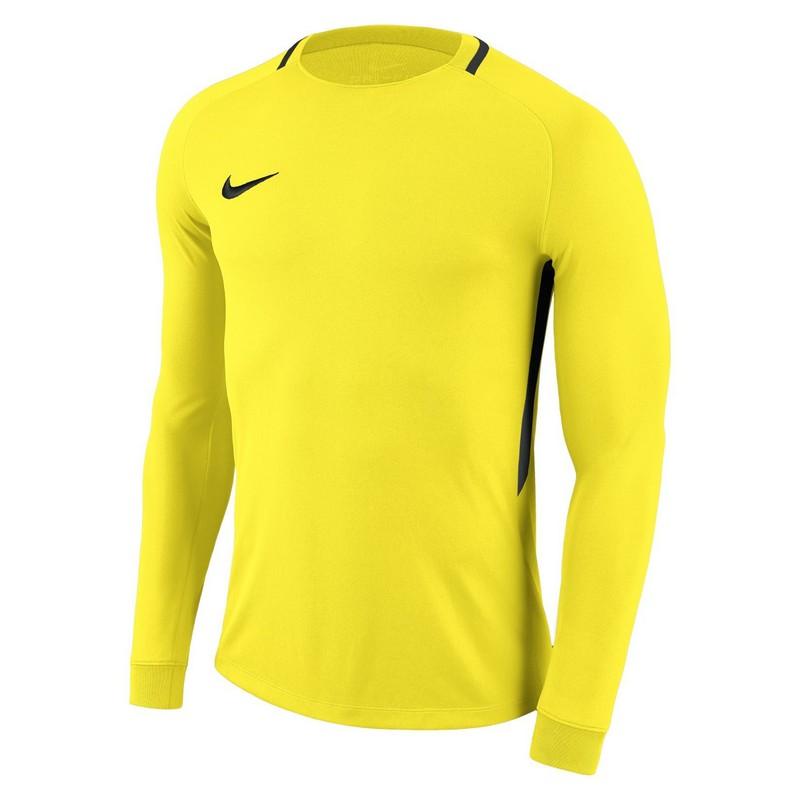 Свитер вратарский Nike Park Iii Jsy Ls Gk 894509-741 желтый