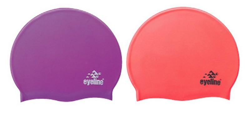Шапочка для плавания Eyeline silicon для плавания