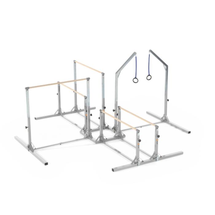 Купить Комплекс гимнастический из 4х станций SPIETH Gymnastics 1403458,